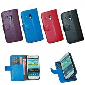 Mobilplånbok Galaxy S3 Mini
