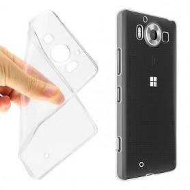 Microsoft Lumia 950 Silikon Transparent