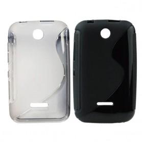 S Line silikon skal Nokia 230
