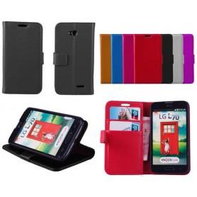 Handyhülle 2-Karten LG L70...