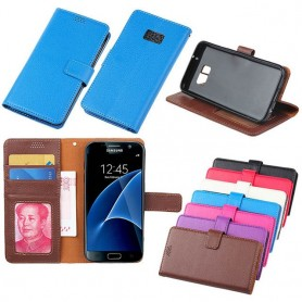Mobilplånbok Samsung Galaxy S7