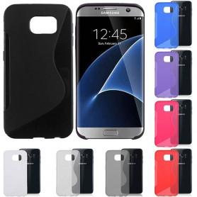 S Line silikon skal Galaxy S7