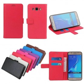 Mobilplånbok Galaxy J7 (2016)