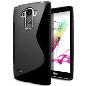 S Line silikon skal LG G4 Stylus