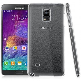 Galaxy Note 4 Transparent skal