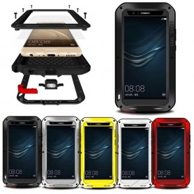 LOVE MEI Powerful Huawei P9 mobilskal metall
