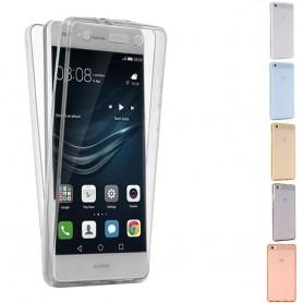 360 heltäckande silikon skal Huawei P9