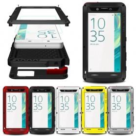 LOVE MEI Powerful Sony Xperia XA mobilskal metall