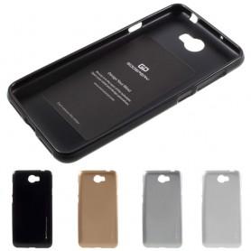 Mercury i Jelly Metal skal Huawei Y5 II, Y6 II Compact