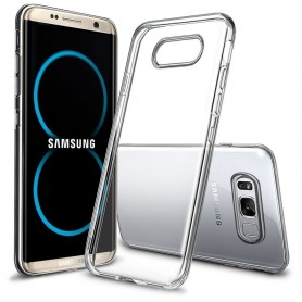 Clear Hard Case Samsung Galaxy S8 Plus