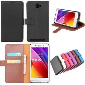 Mobilplånbok Asus Zenfone Max ZC550KL