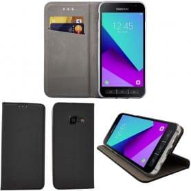 Moozy Smart Magnet FlipCase Samsung Galaxy Xcover 4 SM-G390F CaseOnline.se