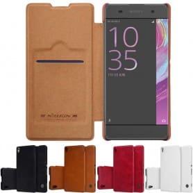 Nillkin Qin Series FlipCover Sony Xperia XA Ultra F3213 mobilskal caseonline