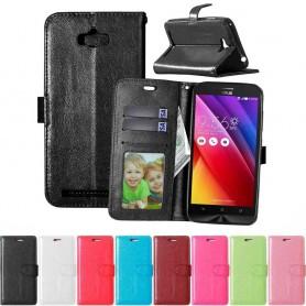 Mobilplånbok 3-kort Motorola Moto X Style fodral skydd mobilskal
