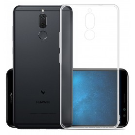 Huawei Mate 10 Lite Silikon skal Transparent mobilskal skydd caseonline