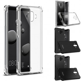 IMAK shockproof silikon skal Huawei Mate 10 mobilskal