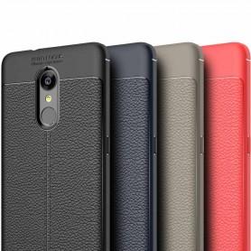 Läder mönstrat TPU skal Lenovo K8 mobilskal skydd