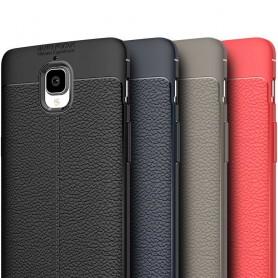 Läder mönstrat TPU skal OnePlus 3/3T mobilskal skydd