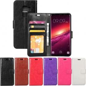 Mobilplånbok 3-kort Samsung Galaxy S9 Plus SM-G965 mobilskal