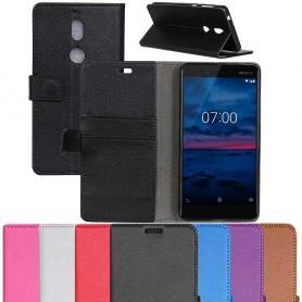 Mobilplånbok 2-kort Nokia 7 mobilskal caseonline