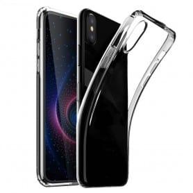 Huawei P20 mobilskal Silikon skal Transparent CaseOnline