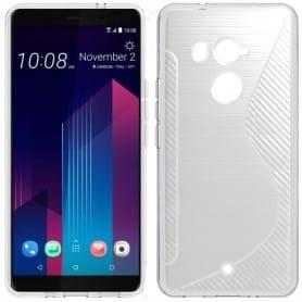mobilskal S Line silikon skal HTC U11 Plus skydd fodral