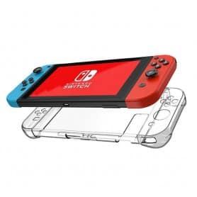 Transparent hårt skal till Nintendo Switch