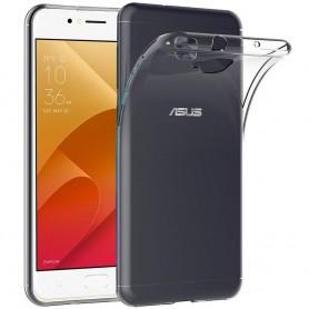 Mobilskal Asus Zenfone 5 Silikon skal Transparent
