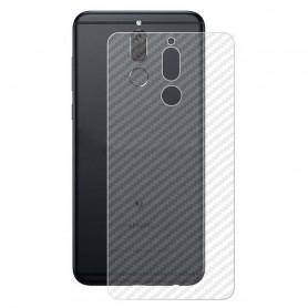 Kolfiber Skin Skyddsplast Huawei Mate 10 Lite RNE-L21