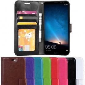 Mobilplånbok 3-kort Huawei Mate 10 Lite mobilskal fodral caseonline