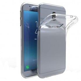 Samsung Galaxy J3 2018 Silikon skal Transparent mobilskal