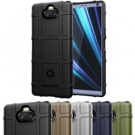 Rugged Shield skal Sony Xperia 10 (I4113) mobilskal skydd caseonline