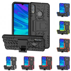Stöttåligt skal med ställ Huawei P Smart 2019 (POT-LX1) mobilskal skydd 2i1