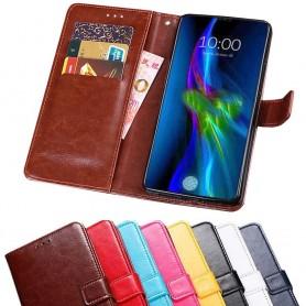 Mobilplånbok 3-kort Huawei P30 Lite (MAR-LX1) mobilskal fodral väska caseonline