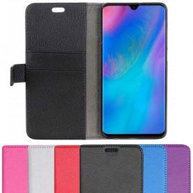 Mobilplånbok 2-kort Huawei P30 Lite (MAR-LX1) mobilskal fodral väska caseonline