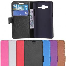 Mobilplånbok Galaxy Ace 4