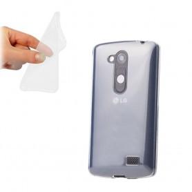 LG L Fino silikon skal transparent
