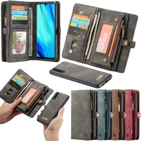 Multiplånbok 11 kort Huawei P30 (ELE-L29)