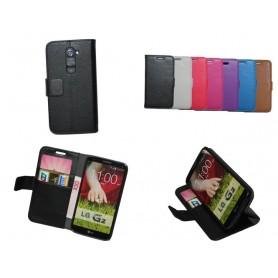 Handyhülle 2-Karten LG G2