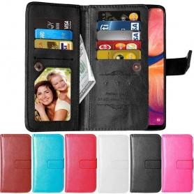 Dubbelflip Flexi 9-kort Samsung Galaxy A20e (SM-A202F)