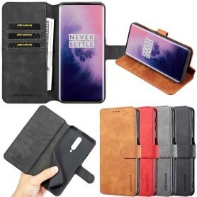 DG-Ming mobilplånbok 3-kort OnePlus 7 Pro