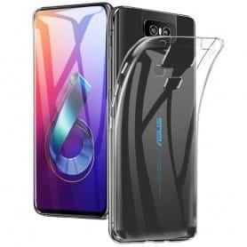 Silikon skal transparent Asus Zenfone 6 (ZS630KL)