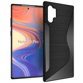S Line silikon skal Samsung Galaxy Note 10 Pro (SM-N975F)