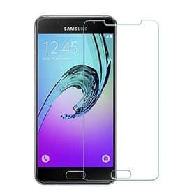 XS Premium skärmskydd härdat glas Galaxy A3 2016