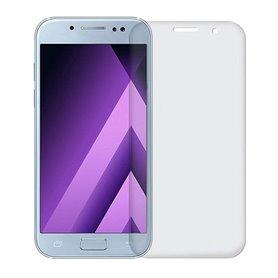 3D Curved glas skärmskydd Samsung Galaxy J5 2017 SM-J530F transparent displayskydd