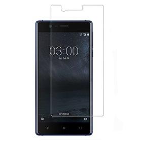 Skärmskydd av härdat glas Nokia 3 displayskydd