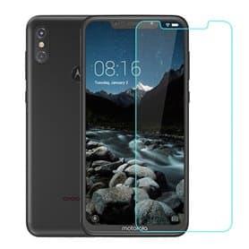 Skärmskydd av härdat glas Motorola One caseonline displayskydd