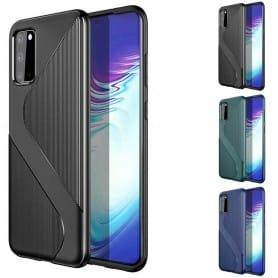 S-Case silikon skal Samsung Galaxy S20 (SM-G981F)