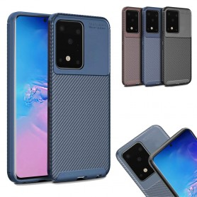 Carbon silikon skal Samsung Galaxy S20 Ultra (SM-G988F)
