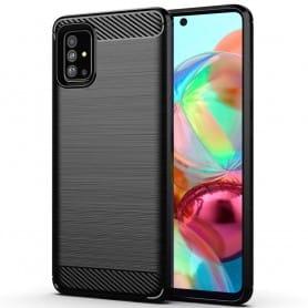 Borstat silikon skal Samsung Galaxy A71 (SM-A705F)